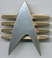 Star Trek TNG  The Next Generation Future Imperfect Communicator Comm Badge