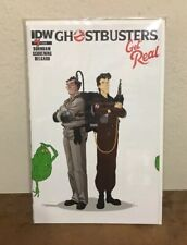 Ghostbusters Get Real (IDW) #1, 3 2015 VF/NM