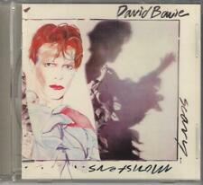 CD-David Bowie /Scary Monsters 1980/ Remaster Edt 1999