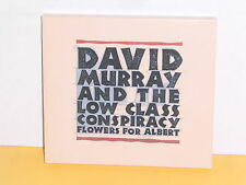 CD - DAVE MURRAY AND THE LOW CLASS CONSIRACY - FLOWERS FOR ALBERT