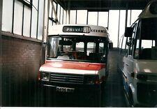 Colour Photograph of United Automobile Services Ltd. - B400 RHN