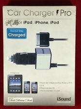 Car Charger Pro for iPad, iPhone, iPod by i.Sound