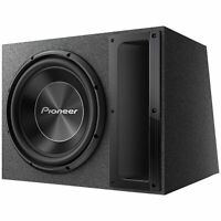 """Pioneer TS-A300B 1500 Watts 12"""" Ported Subwoofer Enclosure Box"""