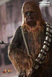 Hot Toys Chewbacca Star Wars Episode IV A New Hope 1/6 Figure MMS262
