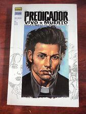Predicador,Las Portadas de Glenn Eabry,Ed.Norma 2004