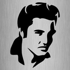 Elvis Sticker Vinyl Car laptop Decal 135mm x 100mm #1