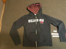 Billabong Youth Boys Hoody Zip-uP Sweatshirt Size M - MEDIUM - BLACK