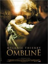 Affiche Pliée 120x160cm OMBLINE (2012) Mélanie Thierry, Nathalie Becue BE