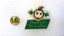 Pin's J'VEUX PAS DE TA CLOPE