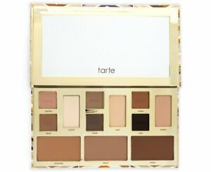 tarte Clay Play Face Shaping Palette 12 unique shades V1 NIB Authentic Free Ship
