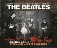 THE BEATLES LIVE AT THE STAR CLUB. DEFINITIVE EDITION 2CD 1DVD ARCHIVE UNLIMITED