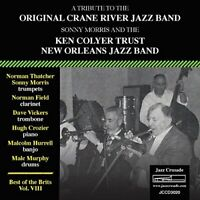 Sonny Morris - Sonny Morris and the Ken Colyer Trust New Orleans Jazz Band [CD]