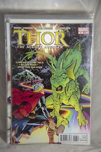 Marvel Comic Thor The Mighty Avenger Issue #6