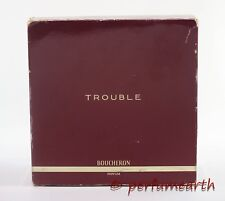 TROUBLE by Boucheron Parfum 0.15 oz/15 ml Parfum Spray/Splash New In Damage Box