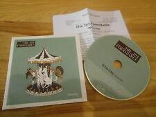 CD Pop Joy Formidable - Whirring (1 Song) Promo ATLANTIC cb Presskit