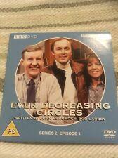 BBC DVD Ever Decreasing Circles ( Daily Mail)