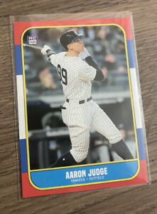Aceo RP, Aaron Judge, RC