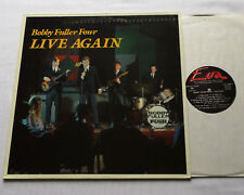 Bobby FULLER FOUR Live again FRENCH LP EVA 12046 (1984) 60's Garage surf NM/EX+