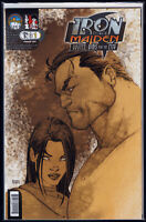 Michael Turner IRON AND THE MAIDEN VARIANT COVER SET Aspen US Comics NM Fathom