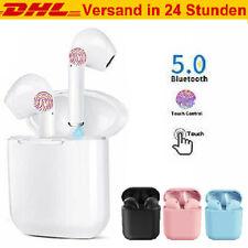 Wireless Bluetooth Kopfhörer Headset In Ear Wasserdicht mit Ladestation Mic