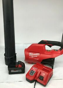 Milwaukee 2724-21HD M18 FUEL Handheld Leaf Blower KIT, GR