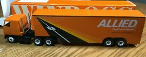 Winross Mack Allied Van Lines - Shelly M&S Tractor/Trailer 1/64