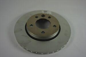 Genuine VW Transporter T5 Rear Brake Discs (Pair)  7E0615601D