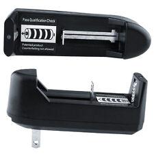 14500 16340 17335 17500 18500 18650 3800mAh 3,7V Li-Ionen Batterie US-Stecker