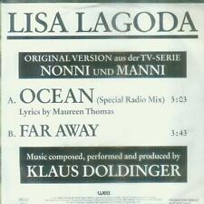"7"" Lisa Lagoda/Ocean (Special Radio Mix - D) Promo"