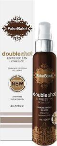 Fake Bake Double Shot Espresso Self Tan Gel