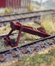 Osborn Models N Gauge * RAIL END BUMPERS * Set of 4 *NEW Kit * Item RRA3096