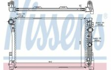 NISSENS Radiador, refrigeración del motor MERCEDES-BENZ CLASE E C GLK 67168