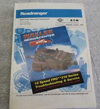 B - Eaton Fuller - FR-1X210 / FROF-1X210 FR/O/F-1X210 - RoadRanger Parts Catalog