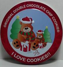 Vintage I love Cookies tin Original double chocolate chip cookies