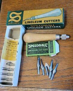 Speedball Linoleum Cutters #1 Ass't Product #4131