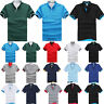 Men's Casual Slim Fit Polo Shirt Tee Short Sleeve Summer Stylish T-shirts Tops