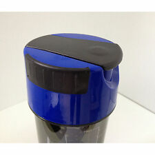World Best CYCLONE CUP SHAKER MUG Protein Blender MIXER BLUE free postage