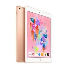 Apple iPad 6th Gen 128GB Gold Wi-Fi MRJP2LL/A