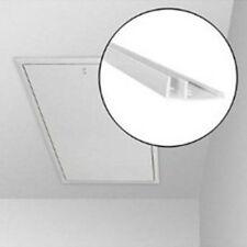 Loft Ladder White PVC Ceiling Lining 70x120cm Hatch Lining Trim Kit for Optistep