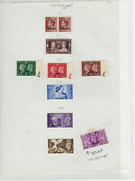 Tangier Overprints Stamps Ref: R6308