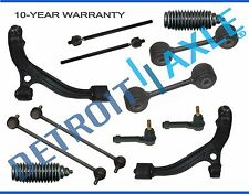 New 12pc Front and Rear Suspension Kit for Grand Caravan Town & Country Voyager