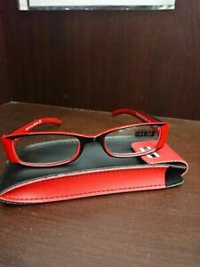 Fortuna Fashion Readers - Ladies Reading Glasses Red