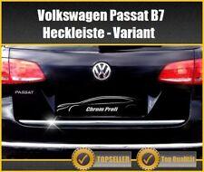 VW Passat B7 - 3M Chrom-Leisten Zierleisten Chromleiste Heckleiste NEU