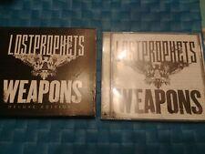 Lostprophets - Weapons (Jewel Case with ocard) - Lostprophets