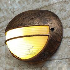 Antik-farbende Wandaußenleuchte Wandlampe IP54 Feuchtraumleuchte Lampen Licht