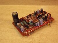 Sherwood S-7910 Stereo Receiver  Power Supply / Amp Protection Board 0046F Part