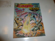 EAGLE & MASK Comic - Date 10/12/1988 - UK Paper Comic