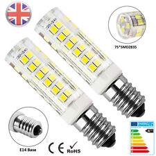 2pcs E14 7W LED Light Bulb Lamp for Kitchen Range Hood  Fridge Chimmey Cooker ^
