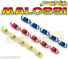 Ressorts d'embrayage MALOSSI PIAGGIO Beverly 400 500 MP3 X8 X9 XEvo NEUF 2912779