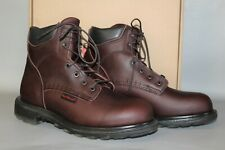 """Men's Red Wing #606, Size 11.5 E 6"""" Soft Toe Work Boots"""
